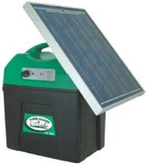 elettrificatore a energia solare
